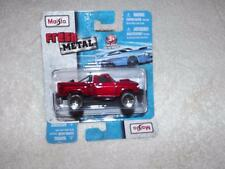 2010  MAISTO DIE CAST  CHEVY OFF ROAD TRUCK! 1:64 SCALE. AWESOME RARE MODEL!