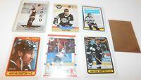 WAYNE GRETZKY LA Kings Rockets NHL Hockey Cards 1990 Ungraded NM