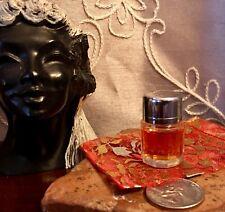Calvin Klein ESCAPE Pure Parfum RARE VTG MINIATURE 3.8mL Women Perfume PM8
