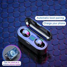 Bluetooth 5.0 Wireless Headphones TWS Mini In-Ear Pods Earphones For Android IOS