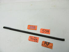 06 07 08 09 10 PT CRUISER RIGHT FRONT DOOR MOULDING GLASS SEAL WEATHER STRIP OEM
