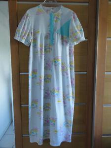 Spaghetti Nachthemd Unterkleid Seide Viskose Nightdreams by B Bütefür Größe 38