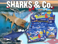 DeAgostini Sharks & Co 16 x Booster / Tüten NEU NEW