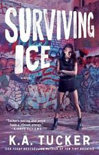 The Burying Water: Surviving Ice 4 by K. A. Tucker (2015, Paperback)