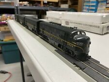 HO Scale Proto 1000 Powered Pennsylvania F3 ABBA Locomotives