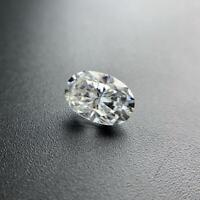 Large Excellent White Diamond D Color Oval VVS1 Clarity 4*6mm 6*8mm