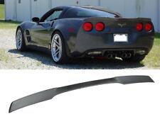 C6 Corvette 2005-2013 ZR1 Style Rear Spoiler Unpainted