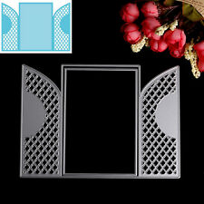 Greeting Cards Metal Cutting Dies Stencil For Scrapbooking Paper Cards Decor New