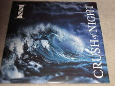 IZZ - CRUSH OF NIGHT - LTD NUMBERED EDITION - NEW - DOUBLE LP RECORD