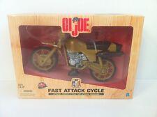 GI JOE Fast Attack Cycle FORZE SPECIALI 35° ANNIVERSARIO 1:6 Hasbro, Menta