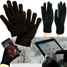 For Men Winter Warm Gloves Knit Soft Thermal Texting Active Touch Screen Phone