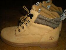 Timberland Premium Wheat Nubuck Leather 6 Inch Boots Men's Size 6 M EUC