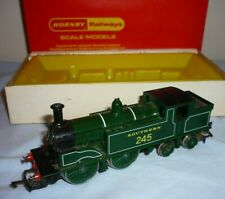 HORNBY OO GAUGE SOUTHERN 0-4-4 CLASS M7 TANK LOCOMOTIVE 245 R868 BOXED