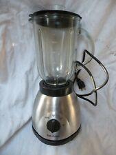 Vintage Betty Crocker Stainless Steel Heavy Duty Glass Mixer Blender