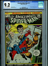Amazing Spider-man #111 CGC 9.2 NM- 1972 Marvel K26 Amricons