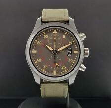 IWC Pilot's Chrono Limited Edition Top Gun Miramar IW388002 Ceramic & Titanium