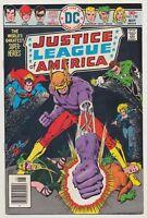 JUSTICE LEAGUE OF AMERICA #130 JLA HIGH GRADE Green Arrow Lantern Superman 1976
