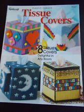 Tissue Covers Plastic Canvas Leaflet ~ The Needlecraft Shop 2004