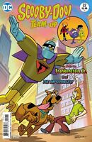 SCOOBY-DOO TEAM-UP #22  DC COMICS 1ST PRINT COVER A FRANKENSTEIN JR