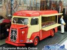 CITROEN TYPE H MOBILE SHOP MODEL VAN 1:43 SCALE IXO CHARCUTIER UTILITAIRES K8
