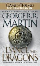 A Song of Ice and Fire: A Dance with Dragons 5 by George R. R. Martin (2013,...