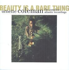 ORNETTE COLEMAN - BEAUTY IS A RARE THING-THE COMPLETE ATLANTIC REC. 6 CD NEUF