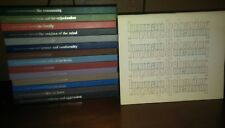 Lot of 14 HUMAN BEHAVIOR Time Life Series 70's Vintage and Master Index Complete