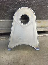 """3/4"""" Hole- 3.5"""" Tube - 1/4"""" Thick QTY - 4 - Four Link mounting axle tab bracket"""