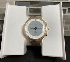 Fossil Women's Charter Hybrid Smartwatch HR Always-On Readout Display FTW7014