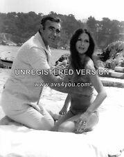 """Denise Perrier James Bond 007 10"""" x 8"""" Photograph no 2"""
