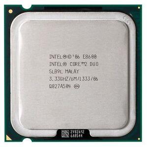ESP Intel Core 2 Duo E8600  (6M Cache, 3.33 GHz, 1333 FSB) Socket 775