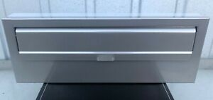 stainless steel Outdoor letterbox Through the Wall post box mailbox