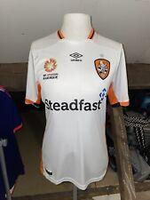 More details for brisbane roar 2015-2016 home football shirt - hyundai a-league
