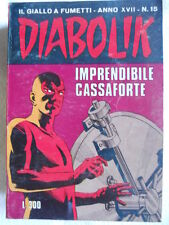 DIABOLIK anno XVII n°15  [G313]