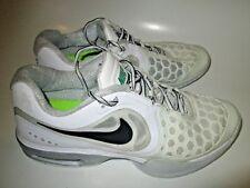 Nike Max Ballistec 4.3 tenis fútbol Air Entrenador Blanco Talla 10 Ortholite
