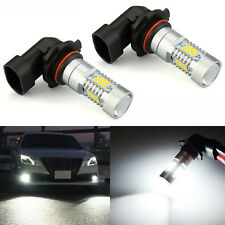 JDM ASTAR 1260Lm H10/9145 PX-LED Fog DRL Running Lights Xenon White Bulb Lamps