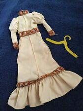 Vintage 1977 Mego Montgomery Wards Cher Cherokee Doll Barbie Clone Dress
