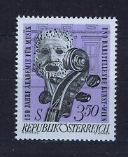 AUSTRIA 1967 MNH SC.805 Academy Music and Dramatic Art