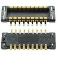 CONNETTORE SCHEDA MADRE plug FLEX FLAT AUDIO JACK x APPLE IPHONE 4 4G mainboard
