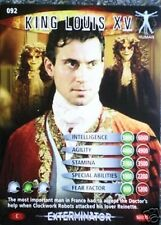 DR. WHO BATTLES IN TIME NO.092 KING LOUIS XV