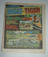 Eagle & Tiger Comic, Dated 20th April 1985, - Excellent condition.