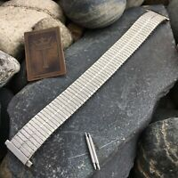 JB Champion Stainless Steel Expansion 18mm 19mm 20mm 22mm nos Vintage Watch Band