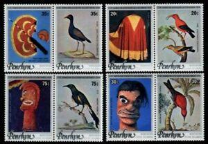 PENRHYN, MNH Scott # 93-96 BIRDS