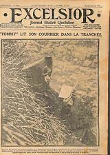 Tommy Trench Soldiers British Army Bataille de l'Yser Belgium Belgique WWI 1915