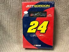JEFF GORDON NASCAR 2007 DESKTOP CALENDAR WITH 1:64 DIECAST CAR Free Shipping!!