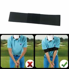 Golf Swing Arm Band Training Aid Strap Motion Correction Belt for Beginners Us