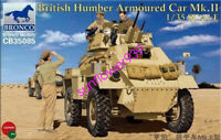 Bronco CB35085 1/35  British Humber Armoured Car mk.II