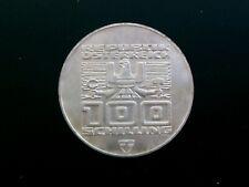 Österreich Silbermünze 100 Schilling 1976