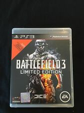 PS3 Battlefield 3 Limited Edition