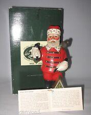 Leo Smith Peace Dove Santa Midwest #480 of 750 Coa Box Excellent Condition